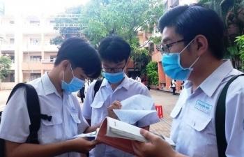 """Hà Nội """"chốt"""" thi 4 môn vào lớp 10 công lập năm học 2021 - 2022"""