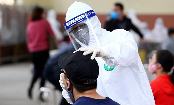 Hà Nội: Xử nghiêm người khai báo y tế thiếu trung thực để được xét nghiệm Covid-19