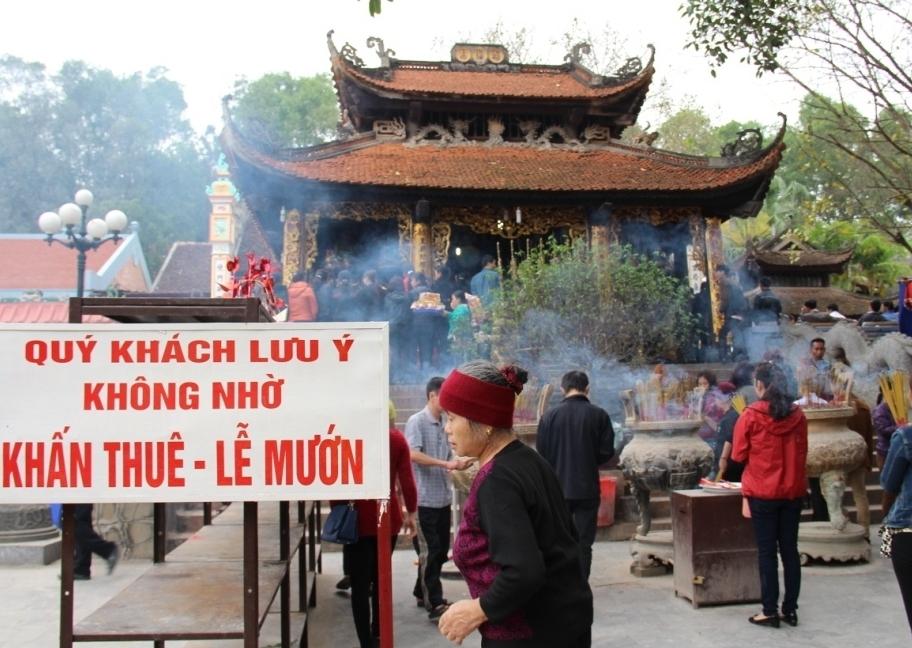Hà Nội thành lập Đoàn kiểm tra liên ngành công tác tổ chức lễ hội
