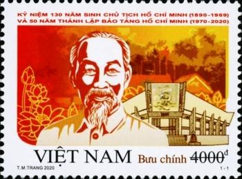 phat hanh tem ky niem 130 nam sinh chu tich ho chi minh