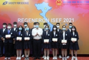 7 dự án của học sinh Việt Nam dự thi Khoa học kỹ thuật quốc tế - ISEF 2021
