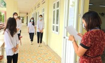 Hà Nội: Thí sinh dự thi lớp 10 phải khai báo y tế trước 17h ngày 11/6