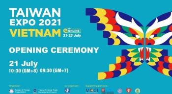 Nhiều công nghệ mới được giới thiệu tại Taiwan Expo 2021