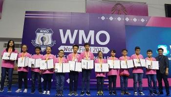 viet nam gianh 12 huy chuong tai cuoc thi toan hoc wmo 2019