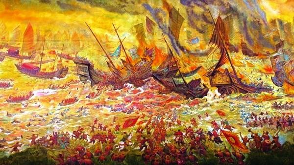 """Tái hiện tiến trình """"Lịch sử văn hóa Việt Nam"""""""