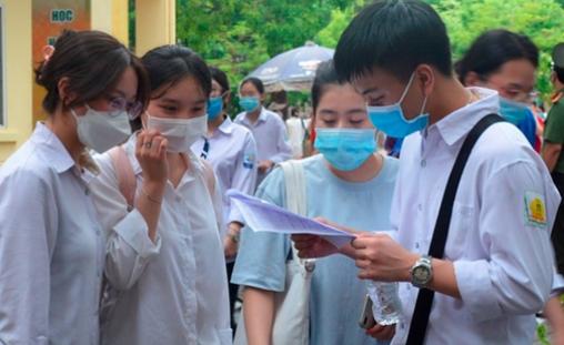 Phương án tuyển sinh với thí sinh không dự thi tốt nghiệp THPT do dịch bệnh