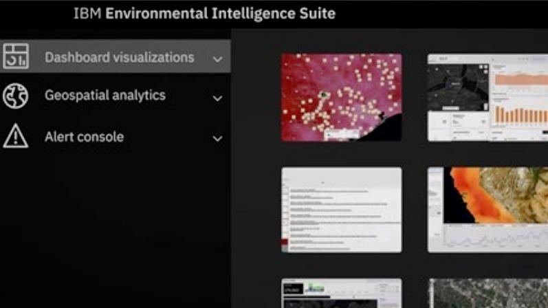 IBM ra mắt phần mềm AI giúp ứng phó với các rủi ro khí hậu và thời tiết