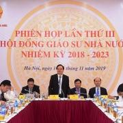 424 ung vien dat chuan chuc danh giao su pho giao su nam 2019