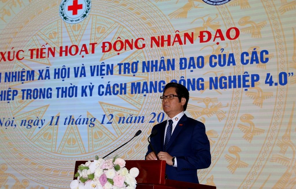 hoat dong nhan dao la mot phan khong the thieu cua van hoa doanh nghiep