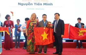 hoc sinh viet nam gianh 36 huy chuong tai ky thi imso 2019