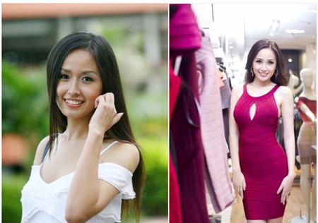 Sướng như... Hoa hậu Việt Nam