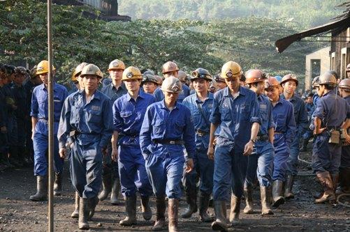 Phát triển nguồn nhân lực ở Vinacomin