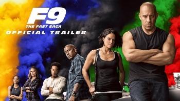 """""""Fast & Furious 9"""" thống trị phòng vé toàn cầu"""