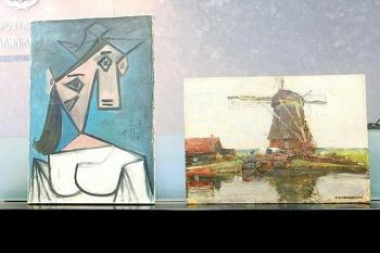 """Hai kiệt tác của Pablo Picasso và Piet Mondrian """"trở về"""" sau gần 1 thập kỷ bị đánh cắp"""