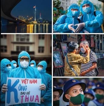 """Cuộc thi ảnh nghệ thuật """"Việt Nam sẽ chiến thắng"""""""