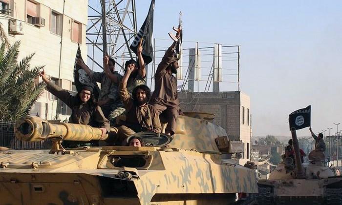 8 chiến binh người Hà Lan bị IS xử tử