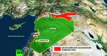 nguoi kurd o syria tuyen bo thanh lap chinh the lien bang