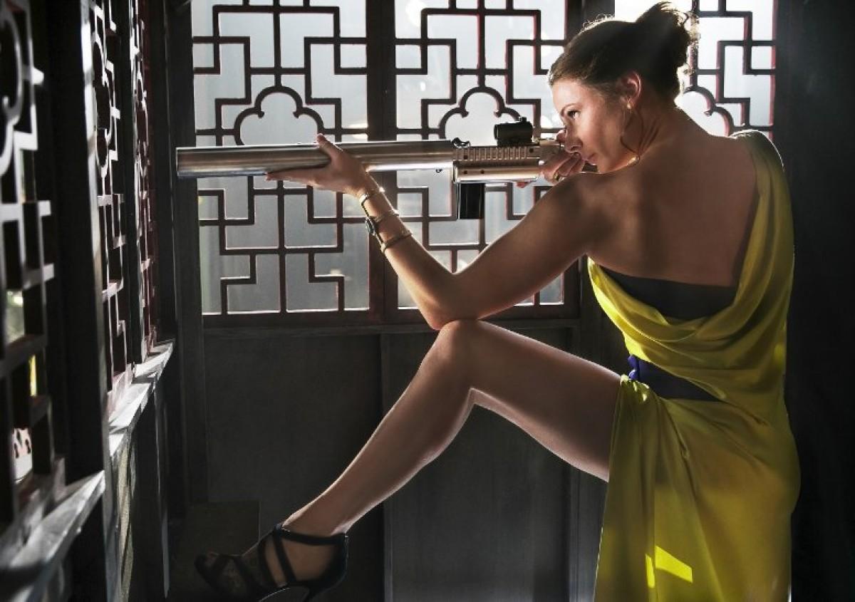 """Ilsa Fault - bóng hồng bí ẩn của """"Điệp vụ bất khả thi 5"""""""