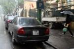 Cấm trông giữ xe trên nhiều tuyến phố của quận Thanh Xuân