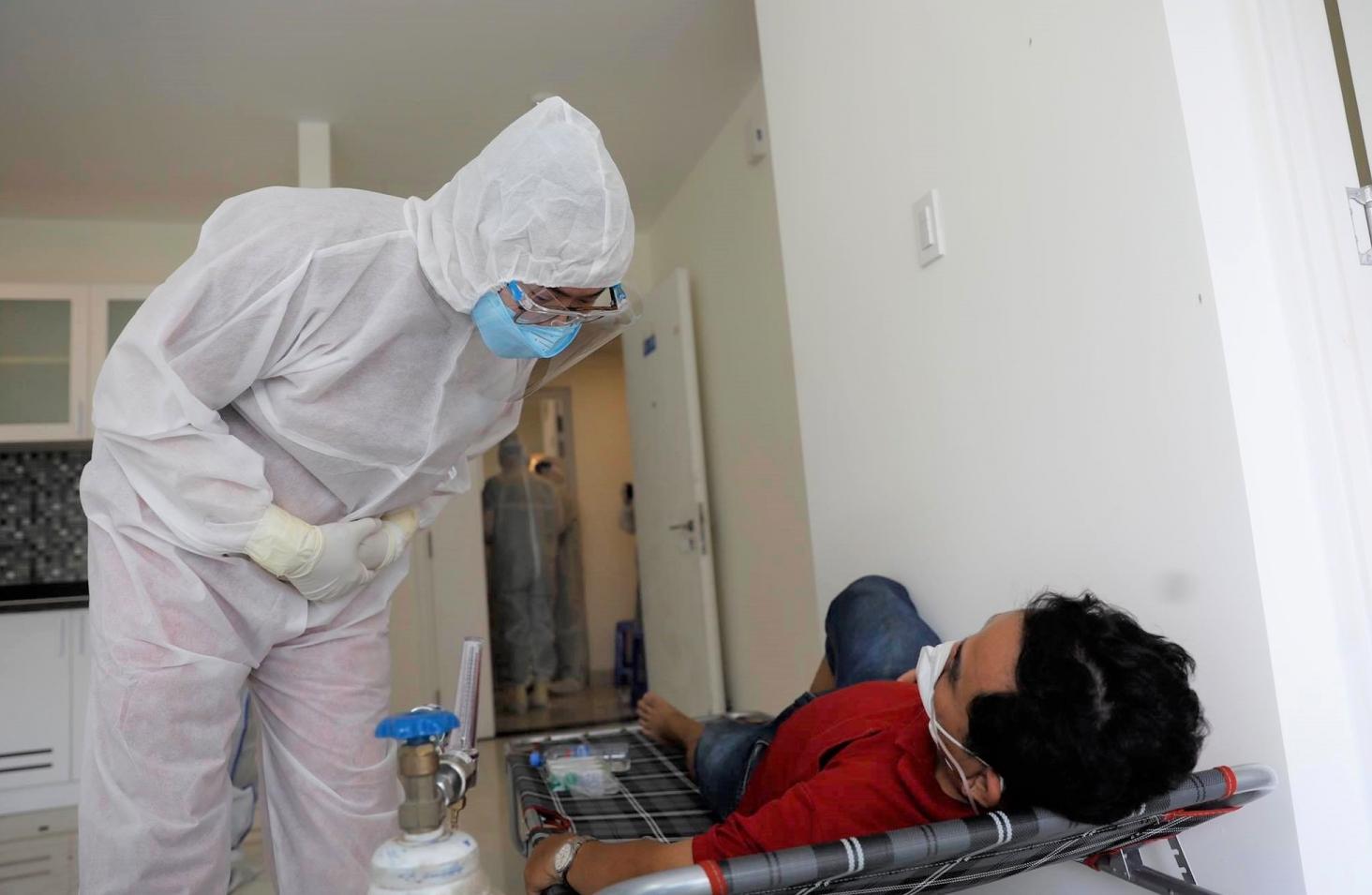 Sở Y tế TP HCM cập nhật hướng dẫn chăm sóc người mắc Covid-19 tại nhà