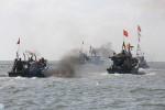 Quảng Ngãi: Ra quân khai thác hải sản
