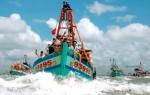 Nhiều tàu cá ở Bạc Liêu ra khơi mở biển đầu năm