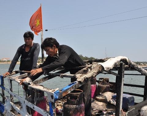 Bộ Quốc phòng TQ thừa nhận bắn tàu cá Việt Nam