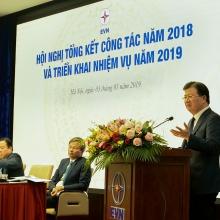 evn tong ket cong tac nam 2018 trien khai ke hoach nam 2019