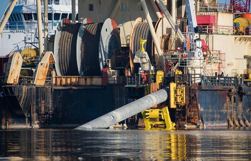 Nord Stream 2 AG: Đã hoàn thành việc đặt đường ống cuối cùng của Nord Stream 2