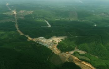 Công trường nắng lửa ở cao tốc có vốn đầu tư 7.700 tỷ đồng