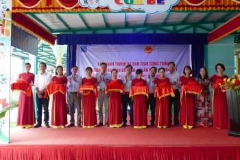 BSR tài trợ trường mẫu giáo hơn 4 tỷ đồng tại Quảng Nam