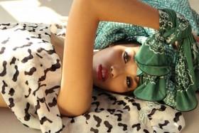 sieu mau lan khue tham du miss model of the world 2012