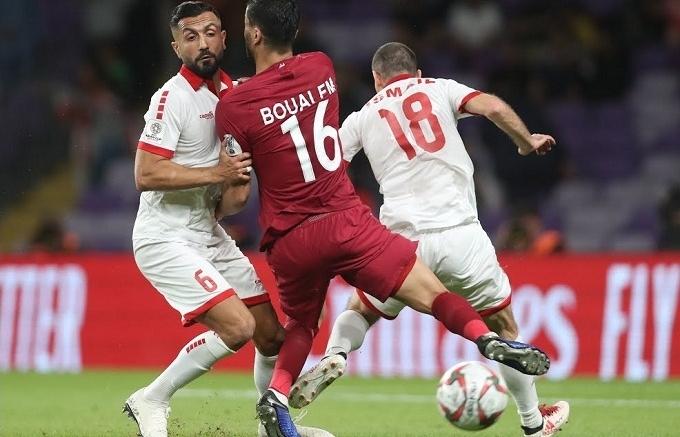 xem truc tiep bong da qatar vs iraq asian cup 2019 23h ngay 221
