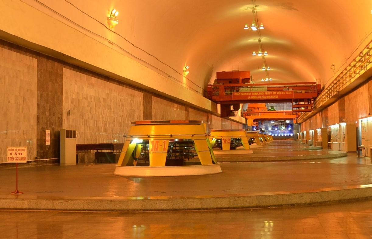 Công ty Thủy điện Hòa Bình đặt mục tiêu sản xuất trên 8,6 tỷ kWh