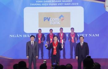 pvcombank nhan giai thuong thuong hieu manh viet nam nam 2018