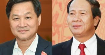Ông Lê Minh Khái và ông Lê Văn Thành làm Phó Thủ tướng Chính phủ