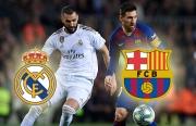 Xem trực tiếp Real Madrid vs Barcelona ở đâu?