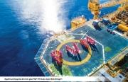 Thu ngân sách từ dầu thô quý I/2021 đạt cao