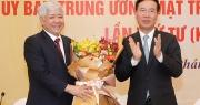 Bí thư Trung ương Đảng Đỗ Văn Chiến làm Chủ tịch MTTQ Việt Nam