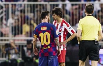 Xem trực tiếp Barcelona vs Atletico Madrid ở đâu?