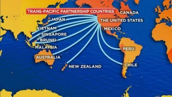 Thái Lan cũng muốn tham gia Hiệp định TPP