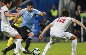xem truc tiep bong da chile vs uruguay copa america 6h ngay 256