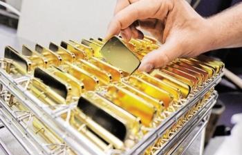 Giá vàng hôm nay 12/10 giảm nhẹ, chênh lệch vượt mức 9 triệu đồng