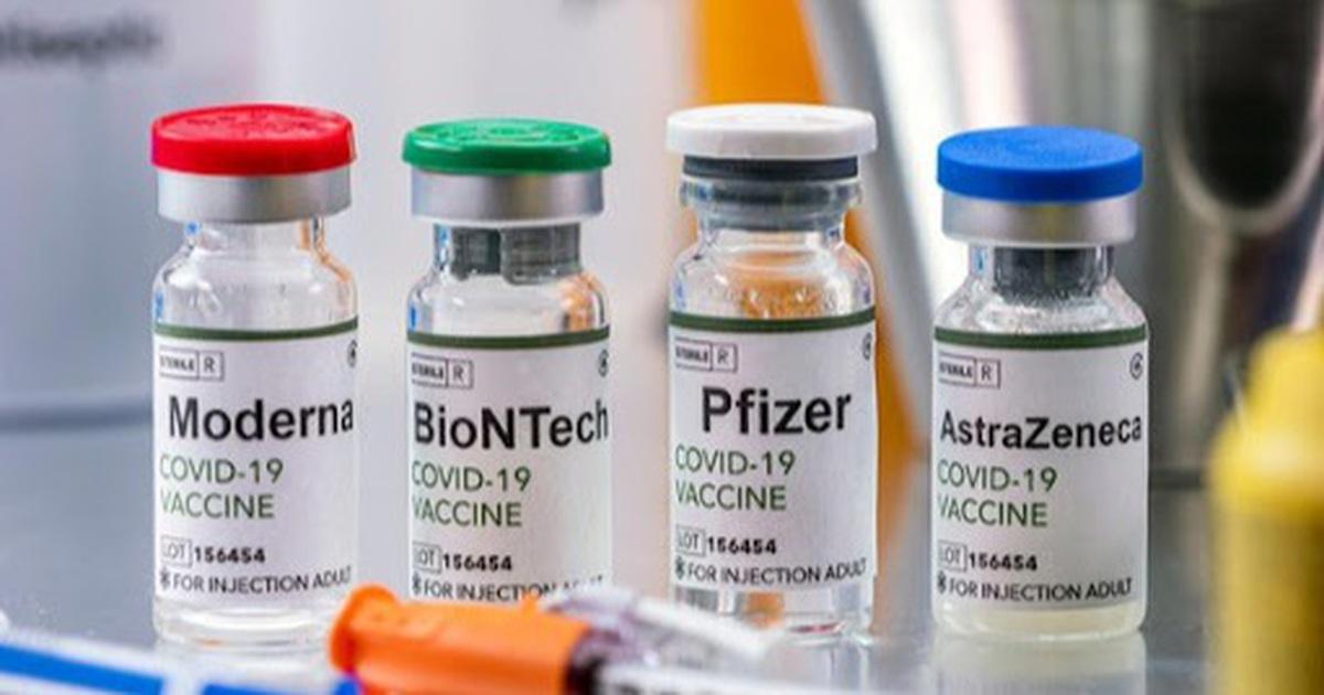 Bộ Y tế: Ưu tiên vắc xin Pfizer cho người đã tiêm mũi một AstraZeneca