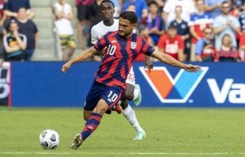 Link xem trực tiếp bóng đá Qatar vs Mỹ (BK Cup vàng CONCACAF), 6h30 ngày 30/7