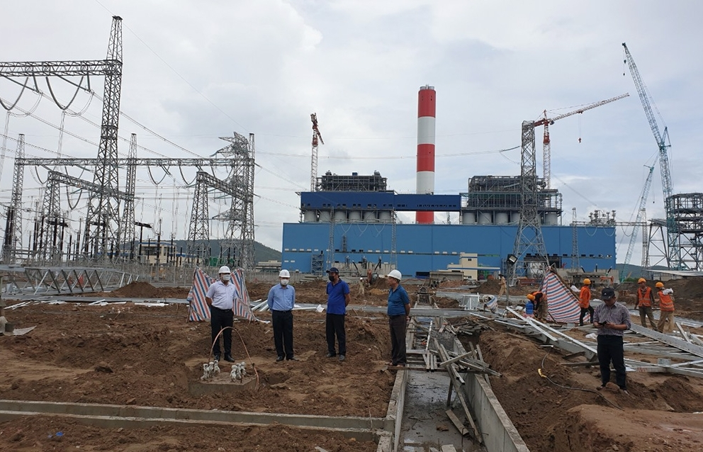 Dự án đường dây 500kV đấu nối Nhà máy Nhiệt điện BOT Nghi Sơn khó về đích trong tháng 9
