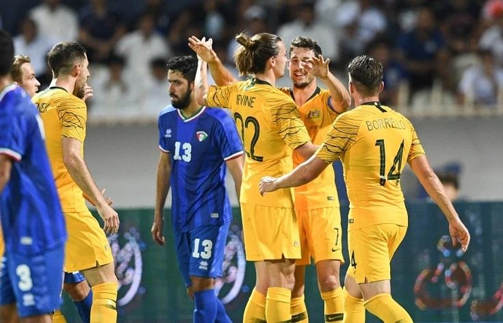 Link xem trực tiếp Australia vs Nepal (VL World Cup 2022), 16h ngày 10/10