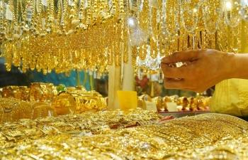 Giá vàng SJC vọt tăng 200 ngàn đồng, lên mức 58 triệu đồng/lượng