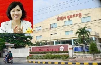 cuu thu truong ho thi kim thoa co the da thu duoc hon 38 ty dong tu co phieu dien quang