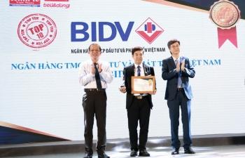 bidv smartbanking san pham ngan hang so duoc vinh danh tai tin dung viet nam 2018